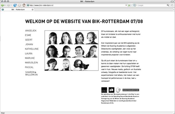 BIKwebsite